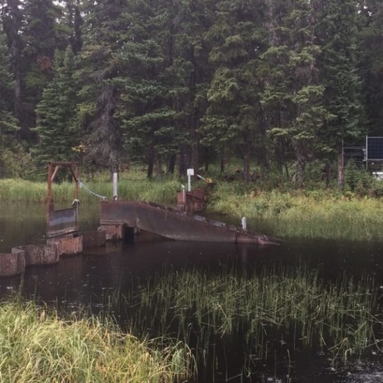 Bearhole Lake Fish Ladder Modification Project – Environmental Assessment